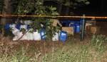 Drugsafval gevonden aan Oude-Lieshoutsedijk