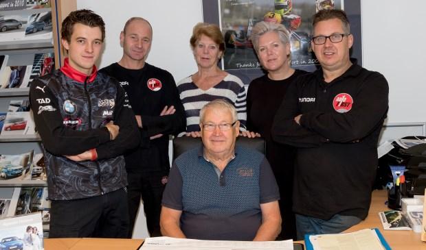 Het hele team van Van den Brand.   | Fotonummer: e61195