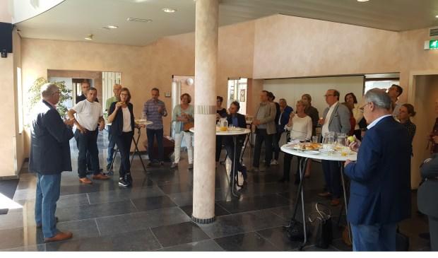 De bijeenkomst vond plaats in Sint-Oedenrode.    Fotonummer: a0b052