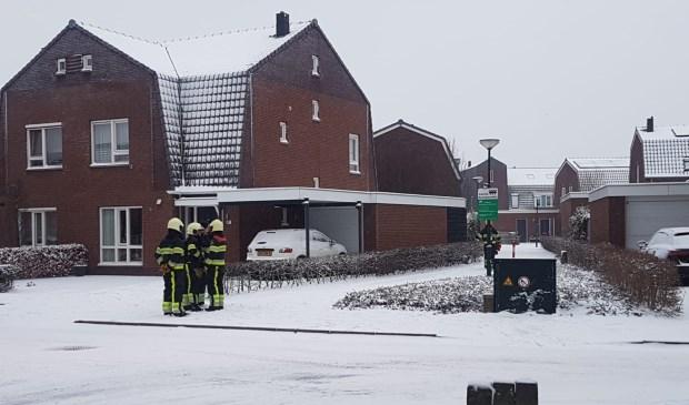 De brandweer schakelde de netbeheerder in.   | Fotonummer: e7397b