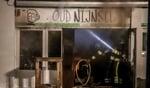 Café Oud Nijnsel uitgebrand, ook schade voor grillroom