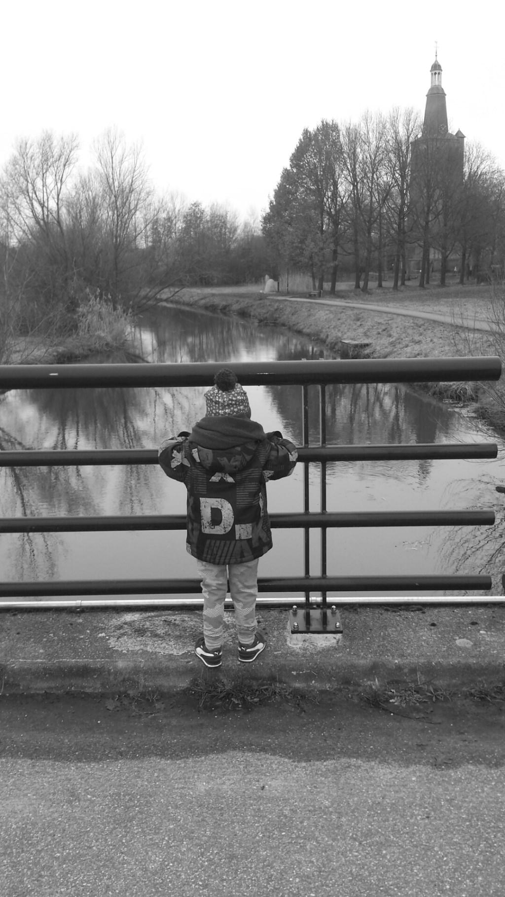 Ook kinderen vinden de Dommel prachtig. Foto: Lotte van Dinten © MooiRooi