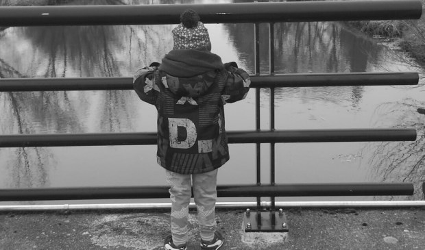 Ook kinderen vinden de Dommel prachtig.   | Fotonummer: e6246d