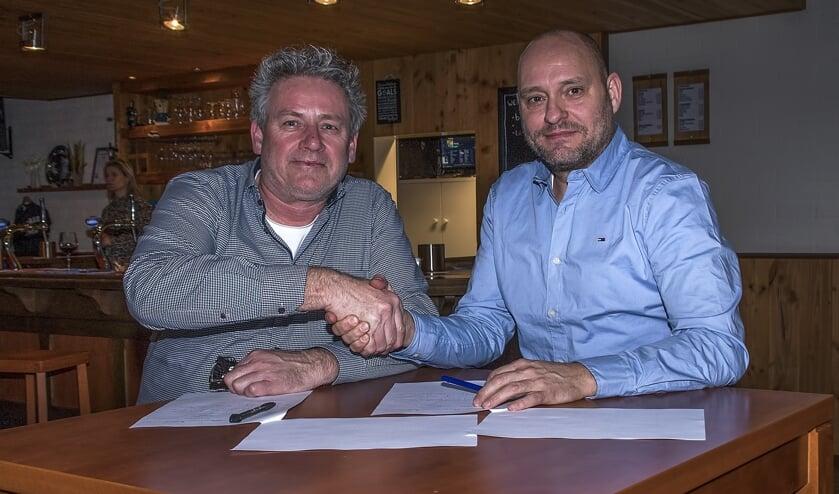 Het contract werd afgelopen week getekend.   | Fotonummer: 87ceb6