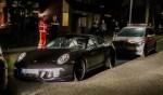 Politie op zoek naar bestuurder Porsche