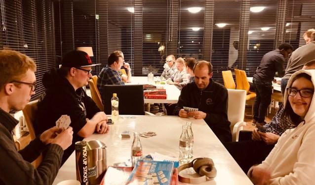 Een foto uit een bijeenkomst van het Autismecafé.  | Fotonummer: 057448