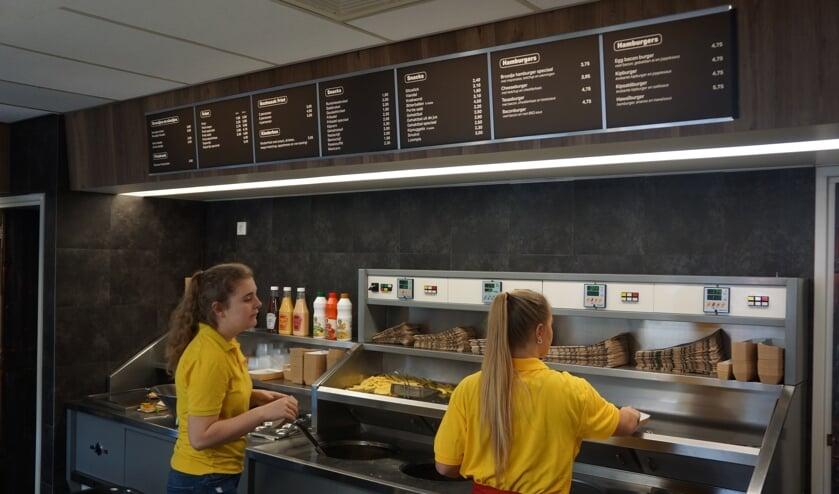Een nieuwe omgeving voor deze meiden om in te bakken.   | Fotonummer: ac636e
