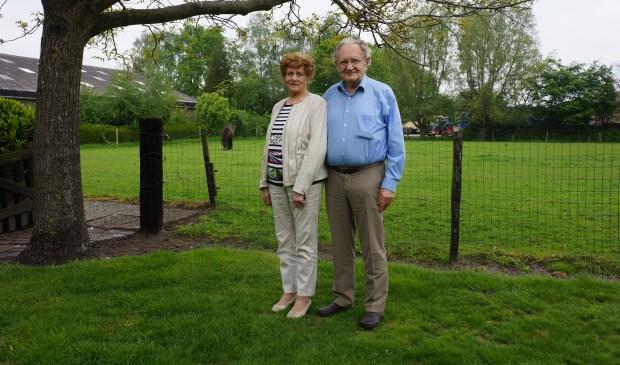 Een mooie plek achterin de tuin van het echtpaar.    | Fotonummer: 690eb1
