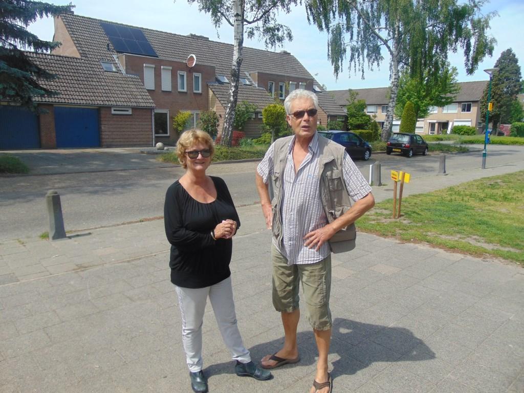 Dhr. en mevrouw Van der Wiel  © MooiRooi