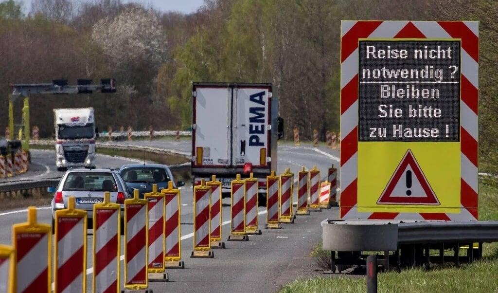 Bijna Heel Nederland Vanwege Corona Risicogebied Voor Duitsland Nederlands Dagblad