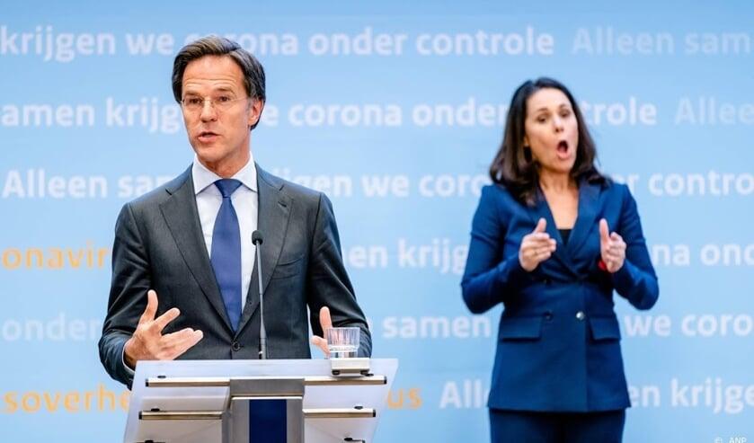 Bijna 7 Miljoen Kijkers Volgen Persconferentie Rutte