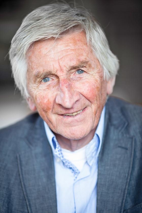 Henk Binnendijk wil met nieuw boek de hemel dichterbij brengen