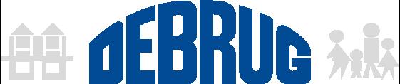 Logo weekbladdebrug.nl