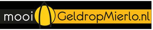 Logo mooigeldropmierlo.nl