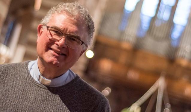 Pastoor Hans van Geel verlaat de Sint Christoffelparochie.