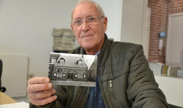 Wil Mouwen duikt in de historie van zijn dorp.