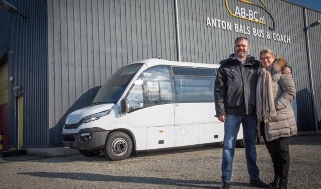 Anton en Gerda Bals van AB-BC