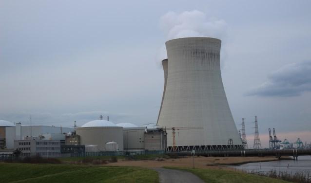 Kerncentrale Doel in België