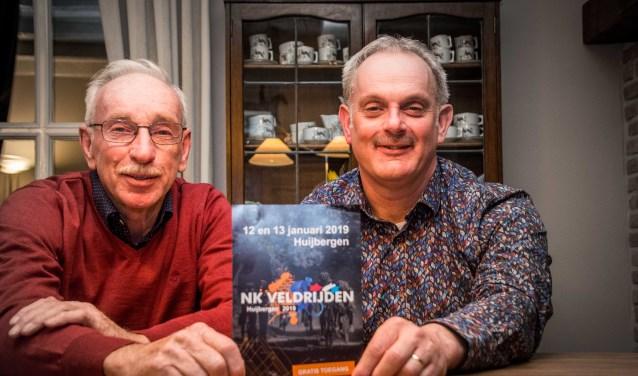Raymond Hugens en Nico Matthijssen coördineren de inzet van zo'n 200 vrijwilligers.