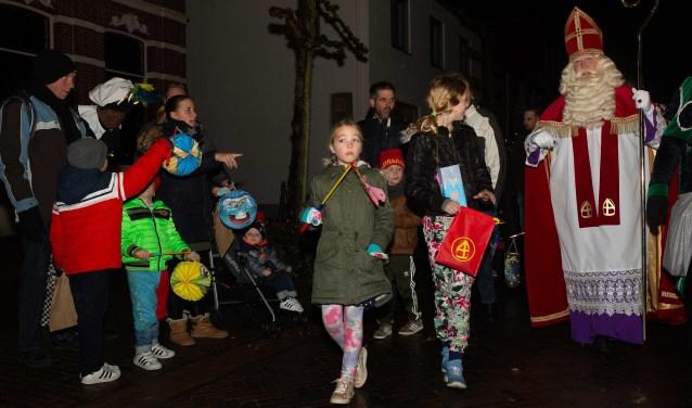 Sinterklaas in Ossendrecht - De Halsterse & De Zuidwestkrant