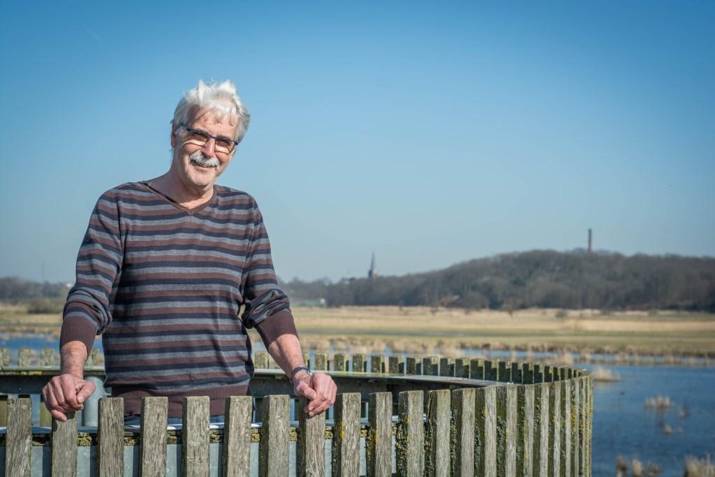 Overal op de Brabantse Wal ziet Ad van Loenhout schilderachtige taferelen.  © Minerve Pers