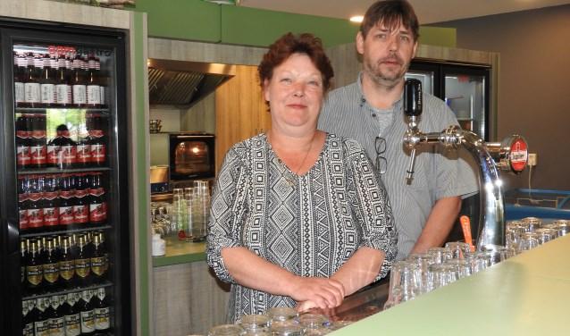 Miranda en Wim Janssen nemen afscheid van ODIO.