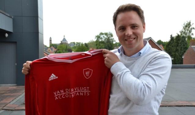 Ricky Willigers gaat komend seizoen voetballen in het shirt van VVC'68.