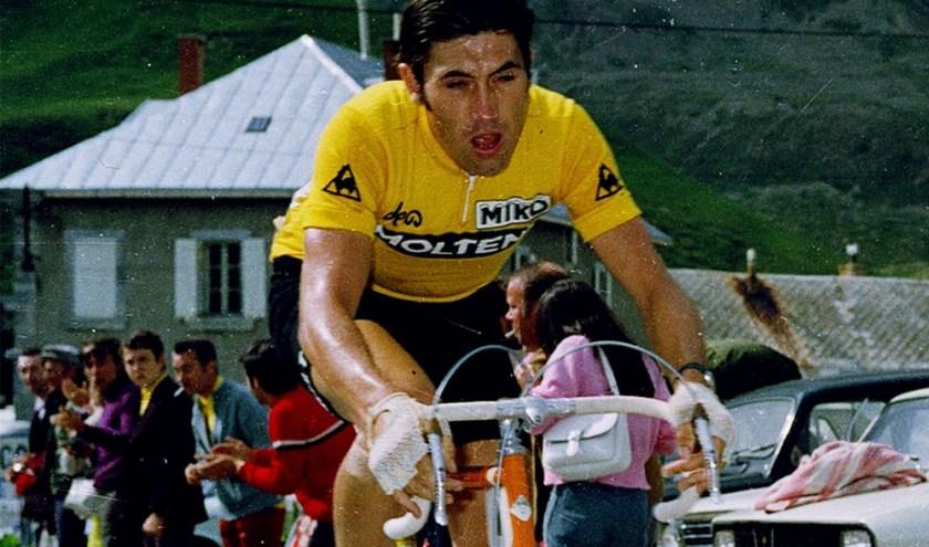 Eddy Merckx won een halve eeuw geleden zijn eerste van een handvol Tours.