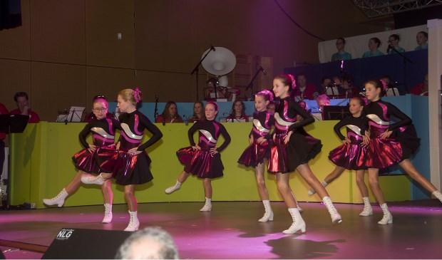 Veel dans op de Zijtaartse pronkzitting  © Kliknieuws Veghel