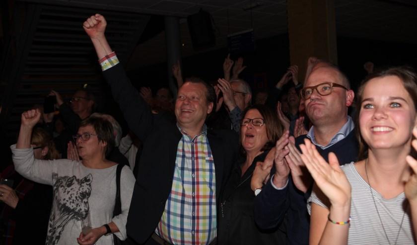 Team Meierijstad won de verkiezingen.