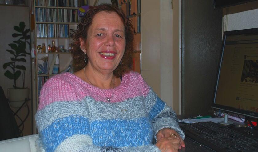 Susan van den Broek.