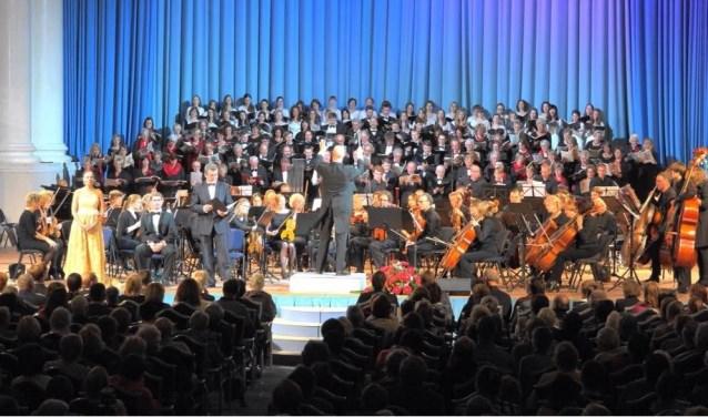 Het Filharmonisch Orkest 's-Hertogenbosch.