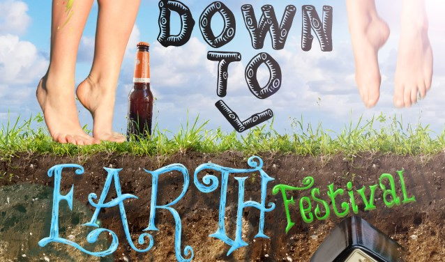 Down to Earth Festival: zaterdag 4 juni in Grave.