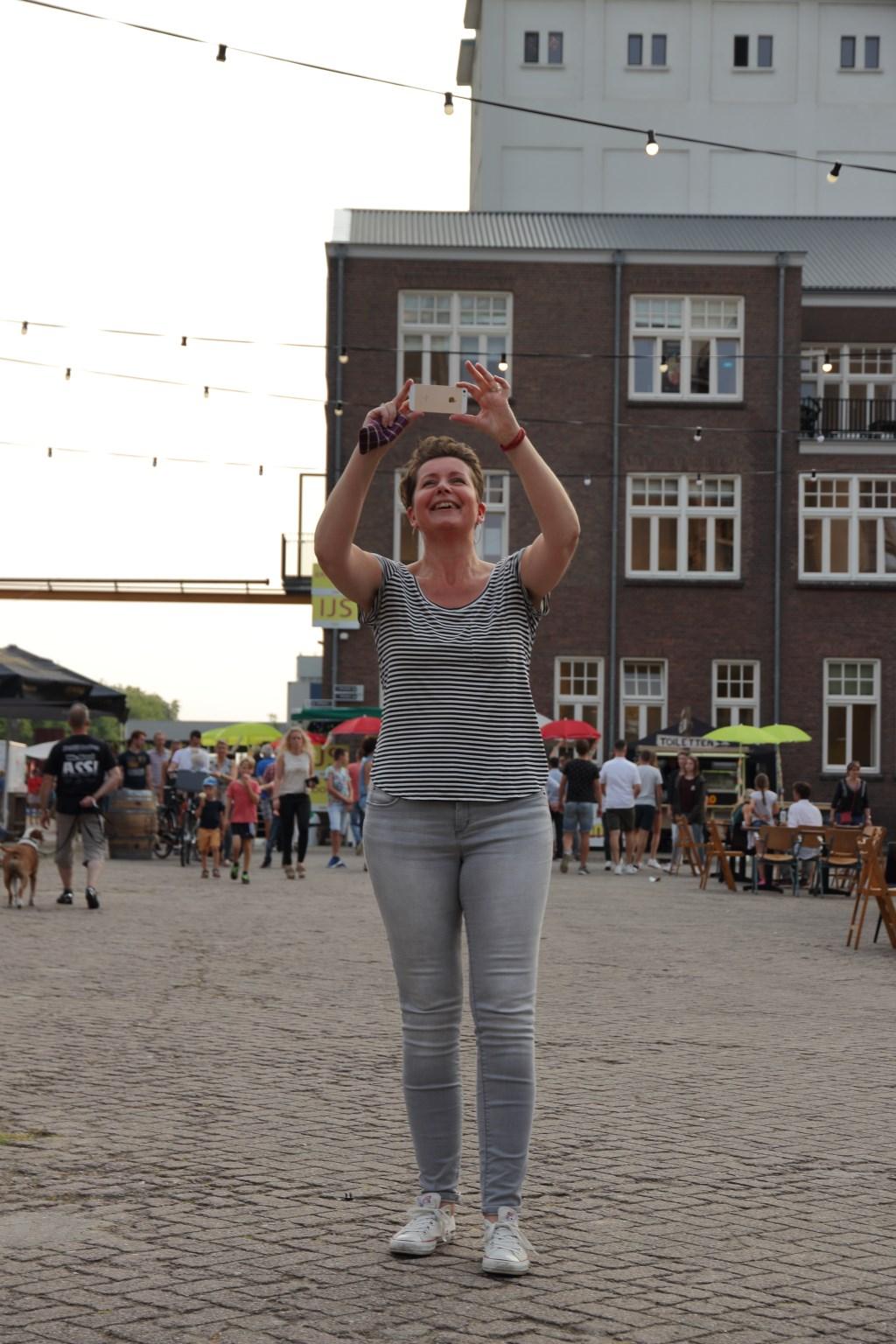 """""""We kijken terug op een heel erg mooi festival"""", vertelt Barbara Brouwer van Phoenix Cultuur.   © Kliknieuws Veghel"""