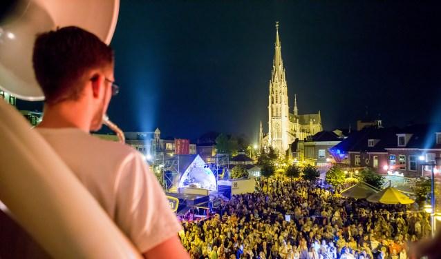 Dit jaar gewoon een uitgebreid programma op de Markt in Veghel tijdens FM16.