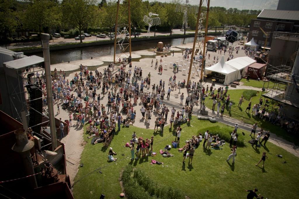 Fabriek Magnifique zoekt vrijwilligers (Foto: Arno Lucas).  © Kliknieuws Veghel