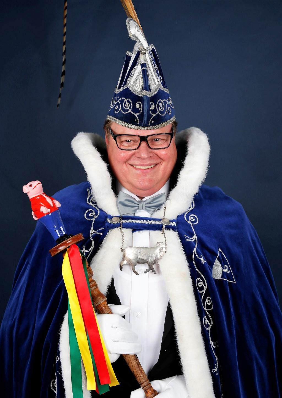 Ruud d'n Örste van de Krölstarte, Middelaar.   © Kliknieuws De Maas Driehoek