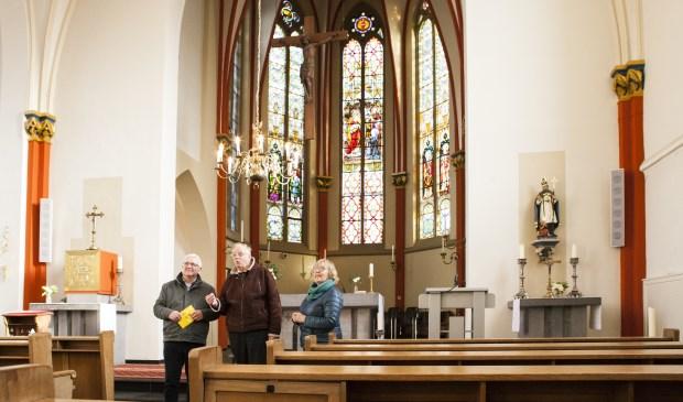 Op de foto de kerk van Escharen die in 2022 op slot gaat. Dat gebeurt ook met de kerken in Velp en Gassel. Foto: Diana Derks