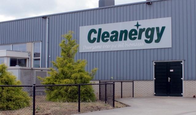 De uitbreiding van mestvergister Cleanergy komt 14 december aan bod bij de gemeenteraadsvergadering in Sint Anthonis. Foto en tekst: Kees de Bruijn