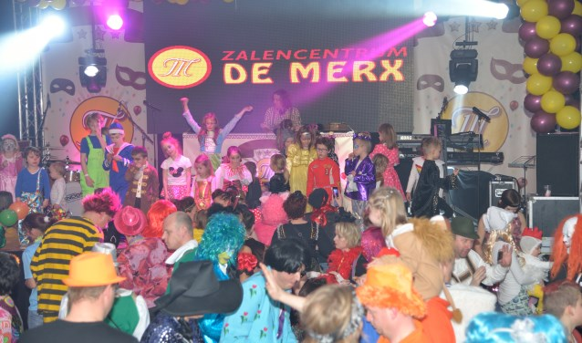 Kindermatinee in Berghem.