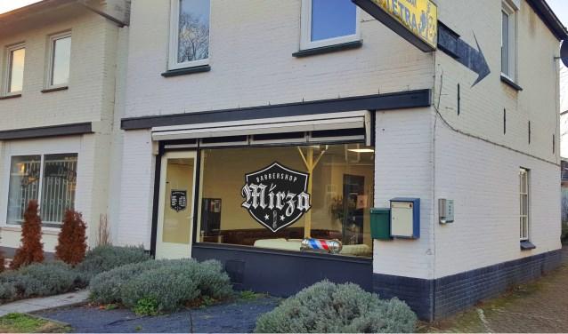 Barbershop Mirza geopend aan de Kromstraat