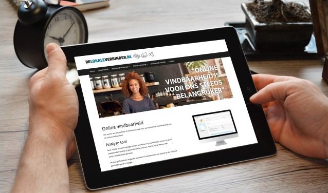 'Een sterke website is een musthave voor iedere organisatie'.