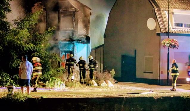'Iemand noemde brandjes stichten in verkrottende sauna's aan Noordkades een vorm van probleemoplossend bezig zijn'