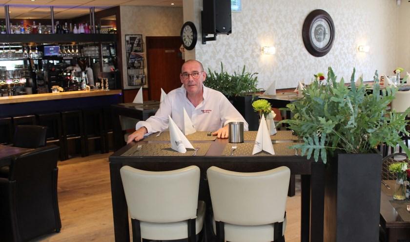 Rene van Schaijk van BMP Catering Elzenburg.