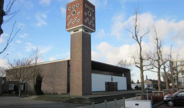 De Sint Jozefkerk in De Valuwe in Cuijk.
