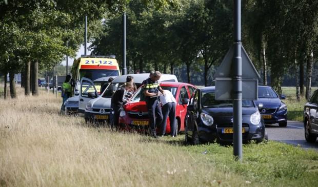Kliknieuws Uden - Vier auto's betrokken bij botsing in Volkel