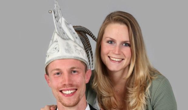 Prins Klaas en prinses Gertie