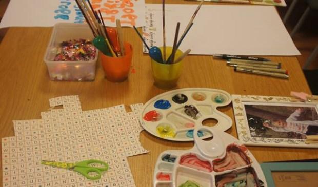 Maaike Janssen is een doneeractie gestart (foto: Facebook Maashorst School)