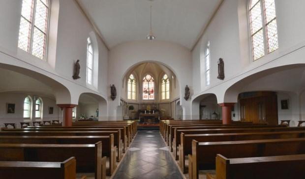 Archieffoto kerk Ledeacker.