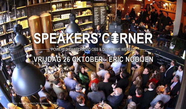 DNW, de nieuwe wereld, speakers corner, vrijdag 25 juli 2014,
